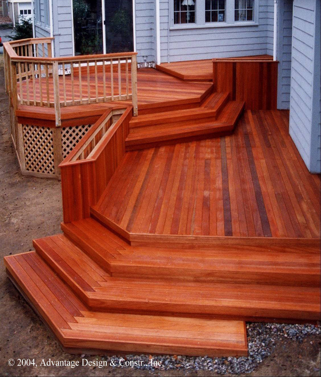 Is Mahogany Too Expensive For Your Deck Suburban Boston Decks And Porches Blog