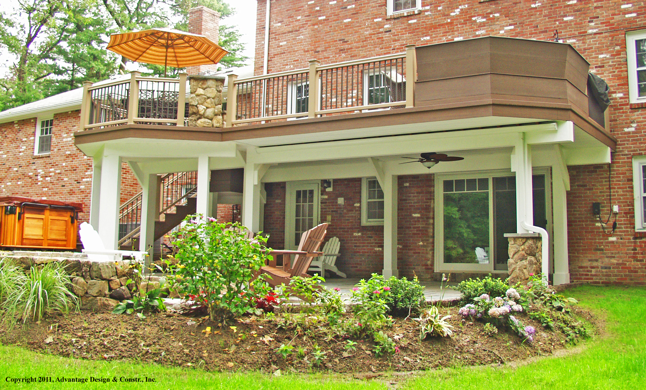 What Is A Freestanding Deck And Why Would You Want One Suburban Boston Decks Porches Blog