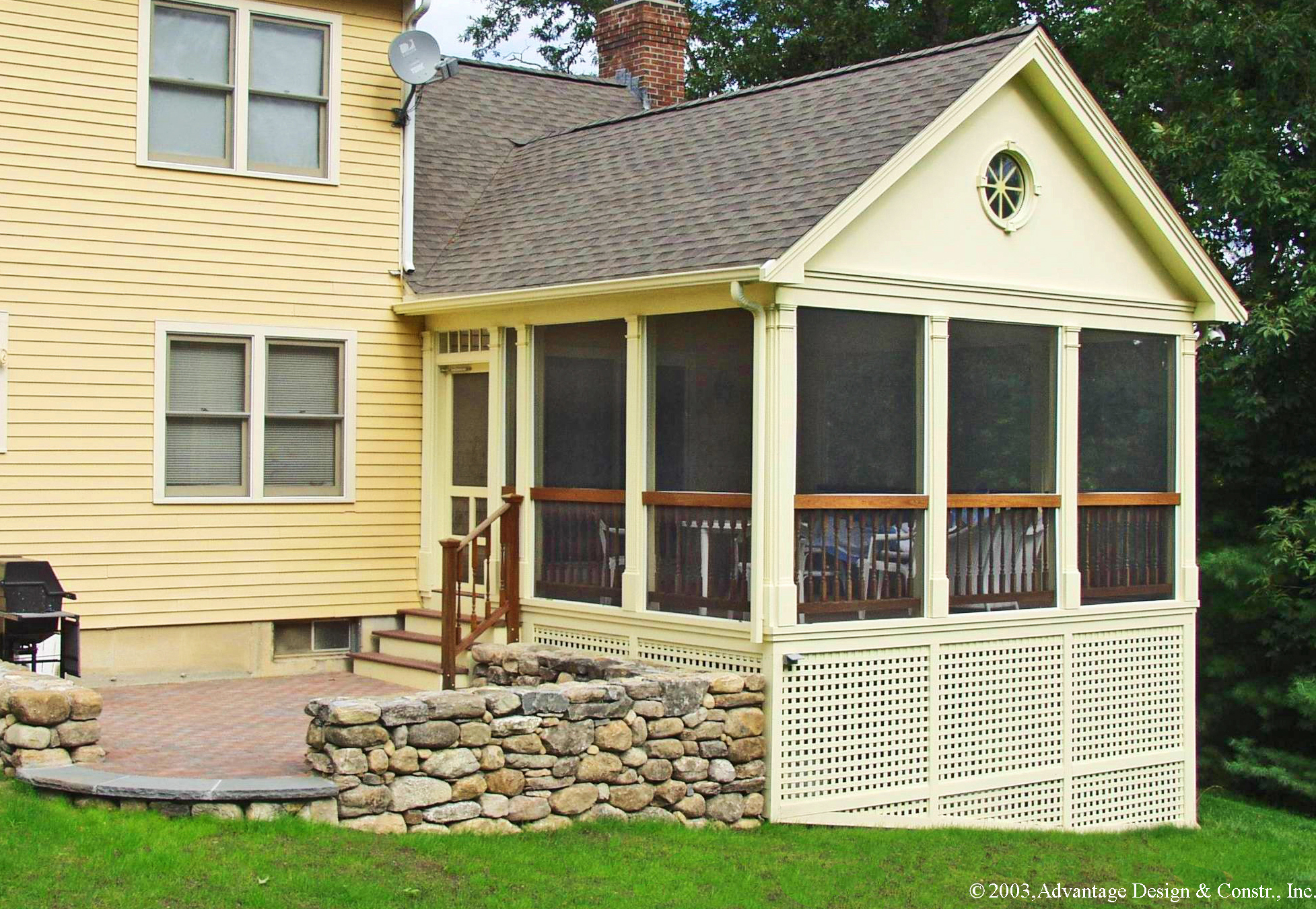 Want To Convert Your Deck A Porch Suburban Boston Decks And Porches Blog